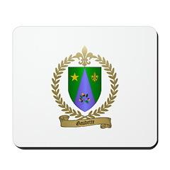 GAUDETTE Family Crest Mousepad