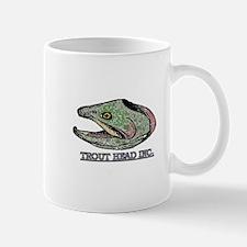 TROUT HEAD INC. Mug