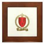 GAUTEROT Family Crest Framed Tile