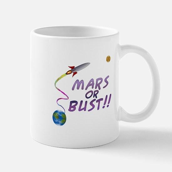 Mars or Bust! Mug