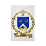 GAUTIER Family Crest Rectangle Magnet (100 pack)