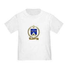 GAUTIER Family Crest T