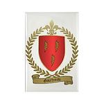 GAUTHREAU Family Crest Rectangle Magnet (10 pack)