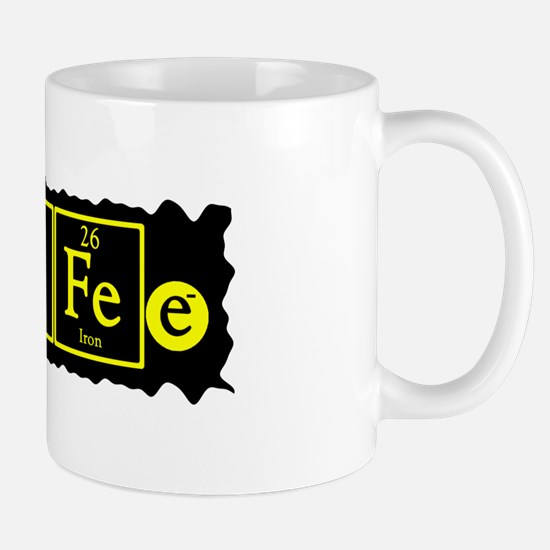 Chemistry Geek Coffee Mug