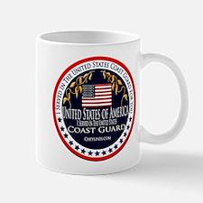 Coast Guard Veteran Mug