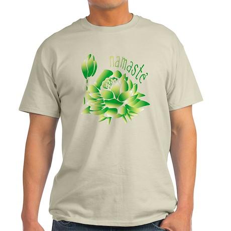 Go Green Lotus Light T-Shirt