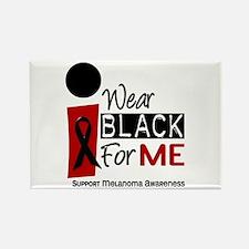 I Wear Black For Me 9 Rectangle Magnet