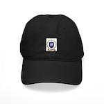 GENEST Family Crest Black Cap