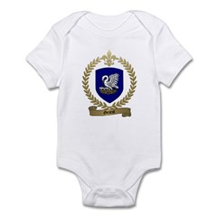 GENEST Family Crest Infant Creeper