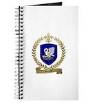 GENEST Family Crest Journal