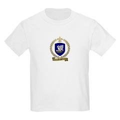 GENEST Family Crest Kids T-Shirt