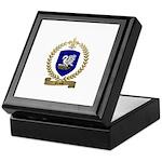 GENEST Family Crest Keepsake Box