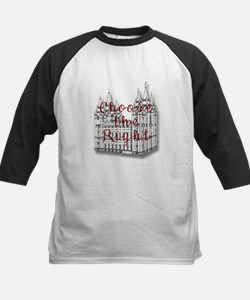 Temple Choose the Right Tee