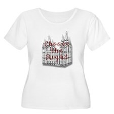 Temple Choose the Right T-Shirt