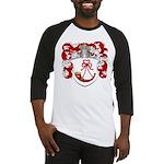 TenPost Family Crest Baseball Jersey