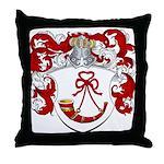 TenPost Family Crest Throw Pillow