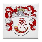 TenPost Family Crest Tile Coaster