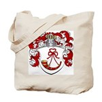 TenPost Family Crest Tote Bag