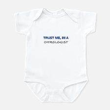 Trust Me I'm a Chirologist Infant Bodysuit