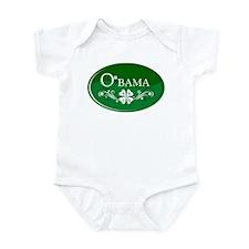 ::: Irish O'bama 44th President ::: Infant Bodysui