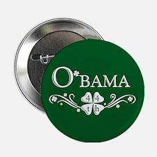 "::: Irish O'bama 44th President ::: 2.25"" Button"