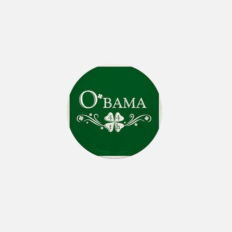 ::: Irish O'bama 44th President ::: Mini Button