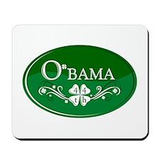 ::: Irish O'bama 44th President ::: Mousepad