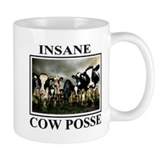 Cow Posse Mug