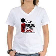 I Wear Black For My Dad 9 Shirt