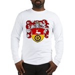 Timmers Family Crest Long Sleeve T-Shirt