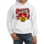 Timmers Family Crest Hooded Sweatshirt