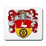 Timmers Family Crest Mousepad