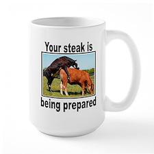 Steak Mug