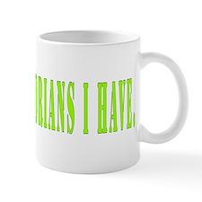 Midi-chlorians Mugs