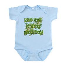 Festive Irish Birthday Infant Bodysuit