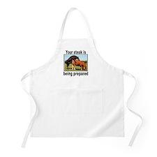 Steak BBQ Apron