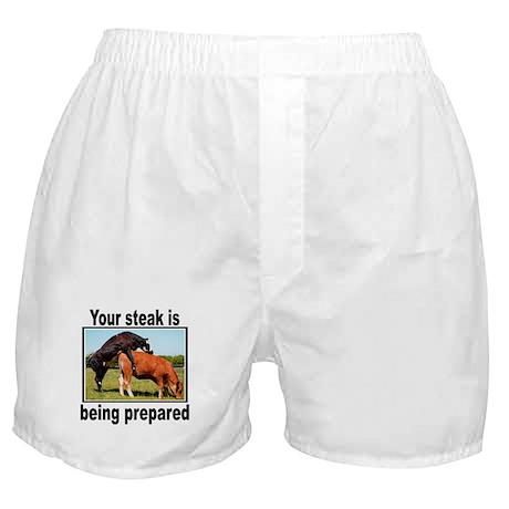 Steak Boxer Shorts