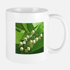Cute Lily of the valley Mug