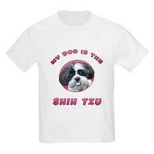 My Dog is the Shih Tzu T-Shirt