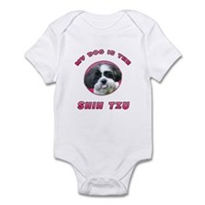 My Dog is the Shih Tzu Infant Bodysuit