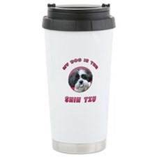 My Dog is the Shih Tzu Travel Coffee Mug