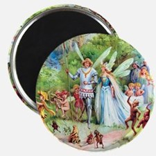 THE MARRIAGE OF THUMBELINA Magnet