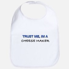 Trust Me I'm a Cheese Maker Bib