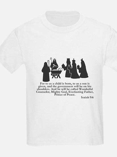 Wonderful Counselor -  Kids T-Shirt