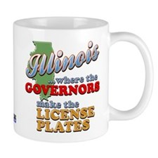 Corrupt Illinois Mug