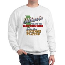 Corrupt Illinois Sweatshirt