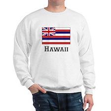 Hawaii State Flag Sweatshirt