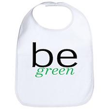 Be Green Bib