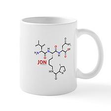 Jon name molecule Mug