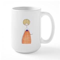 Orange candy Mug